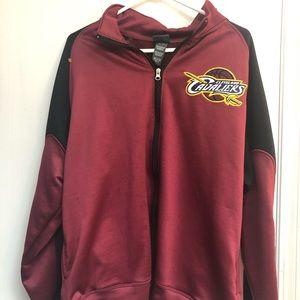 Cleveland Cavs zip jacket